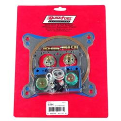 Quick Fuel 3-204QFT Performance Carburetor Rebuild Kit, 4150/4150 H.P.