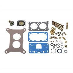Quick Fuel 3-301CQFT Carburetor Rebuild Kit, Chevy/Chrysler Center