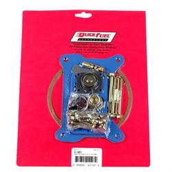 Quick Fuel 3-301QFT Carburetor Rebuild Kit, 2300, 350/500 CFM