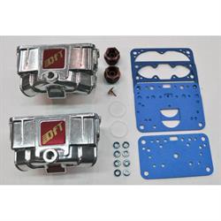 Quick Fuel 34-107QFT QFT Fuel Bowl Kit Vacuum Secondary