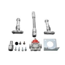 Quick Fuel 34-4150-BPQFT Dual Feed Fuel Line, -8 AN Hose