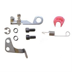 Quick Fuel 49-6QFT Kickdown Lever Kit, Ford, Steel, Zinc Plated