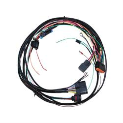 Quick Fuel 50-5002QFT Replacement Main Wiring Harness, 500 HP