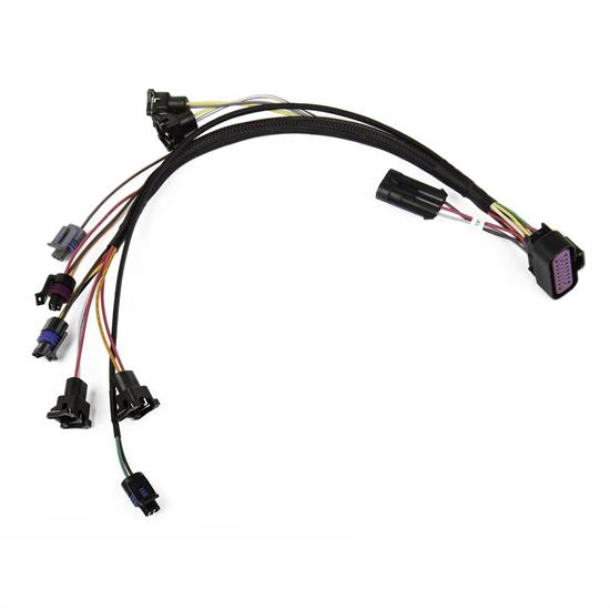 quick fuel 50 5003qft replacement throttle body wiring harness, 500 hp 2007 Tahoe Throttle Body Wiring Harness
