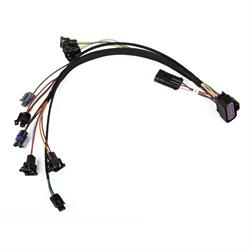 Quick Fuel 50-5003QFT Replacement Throttle Body Wiring Harness, 500 HP