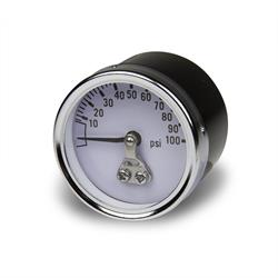Quick Fuel 50-5012QFT Replacement Fuel Pressure Gauge