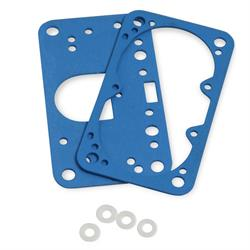 Quick Fuel 8-204QFT Gasket Assortment, 2 Circuit, Blue