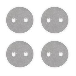 Quick Fuel 9-172QFT Throttle Plates, 1-11/16 Inch, Steel