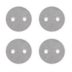 Quick Fuel 9-180QFT Throttle Plates, 1-3/4 Inch, Steel