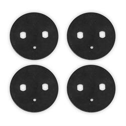 Quick Fuel 9-215QFT Throttle Plates, 4 Pack, 1-11/16 Inch