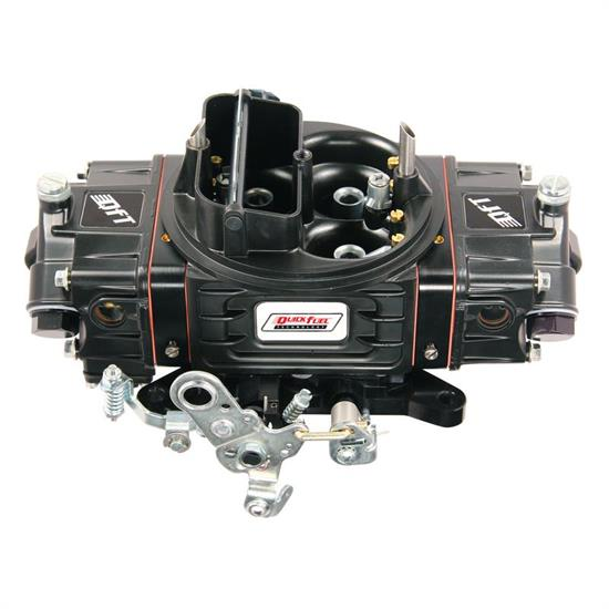 Quick Fuel BD-850 SS-Series Carburetor Black Diamond, 850CFM