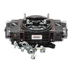 Quick Fuel BDQ-650 Q-Series Carburetor, 650 CFM, Black Diamond