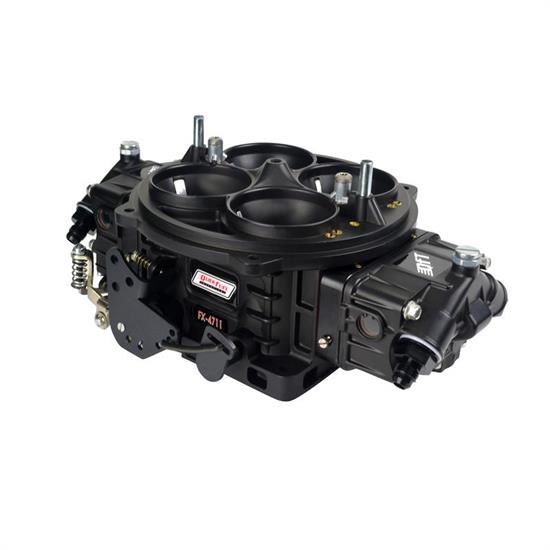 Quick Fuel BFX-4711 QFX Series Carburetor,1150 CFM, Black Diamond