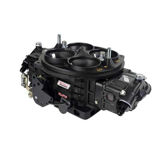 Quick Fuel BFX-4712 QFX Series Carburetor, 1250 CFM, Black Diamond