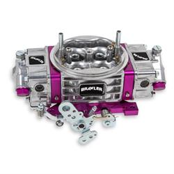 Brawler BR-67201 Race Carburetor, Mechanical Secondary, 850 CFM