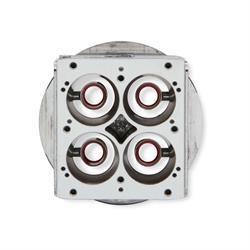 Quick Fuel BR-67217 Brawler Aluminum Main Body, 750 CFM, Annular