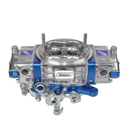Quick Fuel Q-650-CTA Q-Series Carburetor, 650 CFM, CT Alcohol