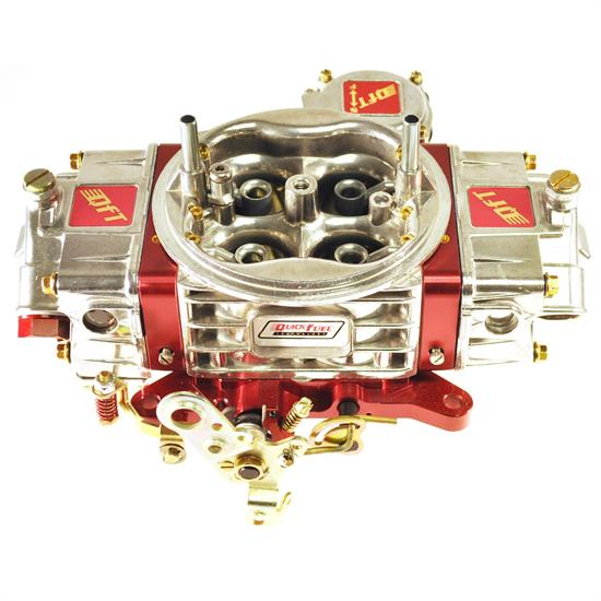 Quick Fuel Q-750-PVCT Q-Series Carburetor, 750 CFM, Circle Track VS