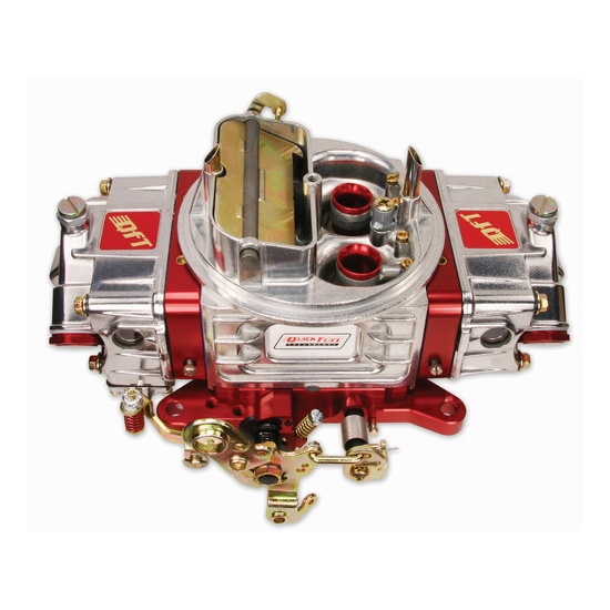Quick Fuel SS-650-AN SS-Series Carburetor, 650 CFM Annular Booster