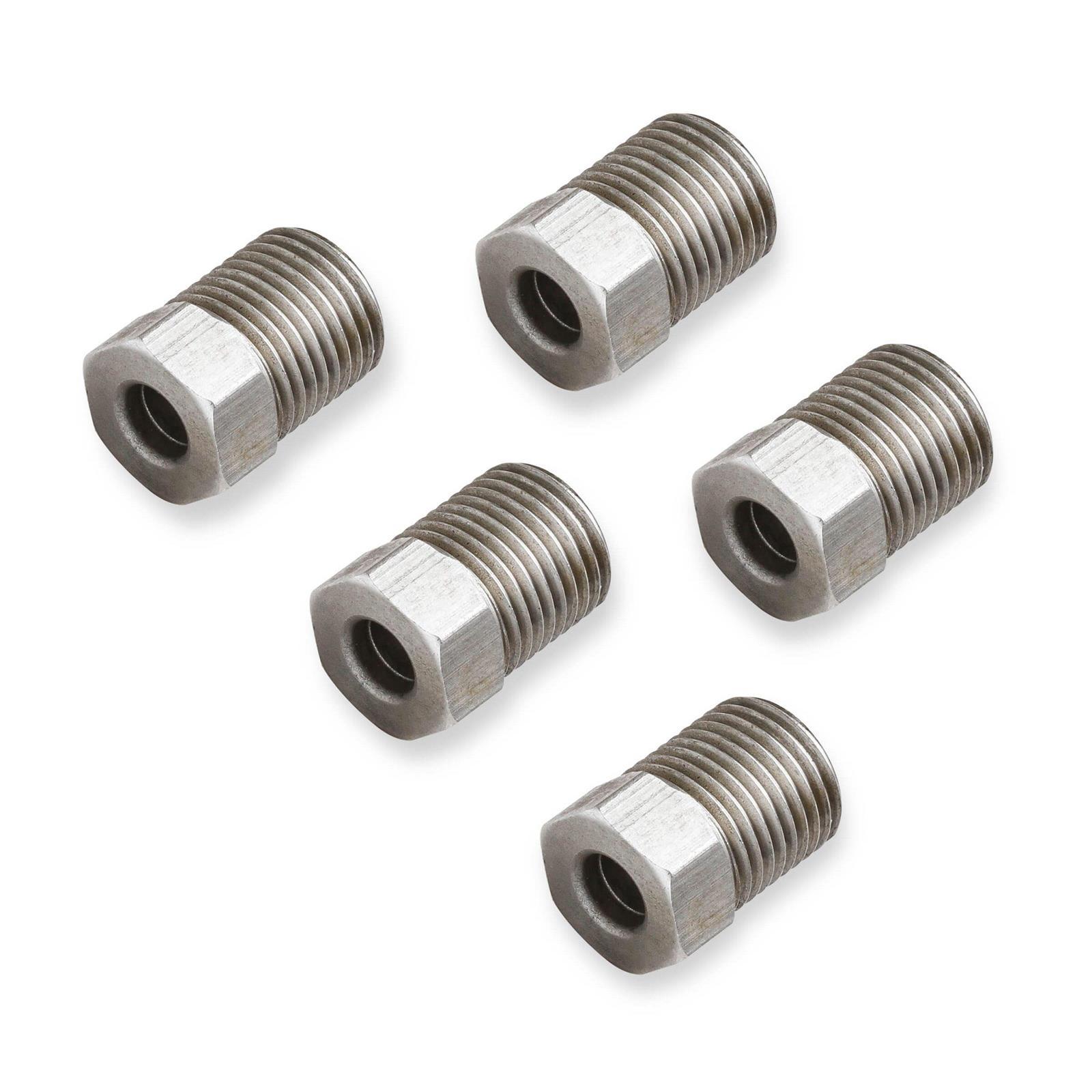 7//16-24 Inverted Steel Tube Nut 5//card 3//16