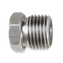 Earls 00063ERL Hardline Tube Nut, 9/16-18 IFM, 3/16 Inch Tubing
