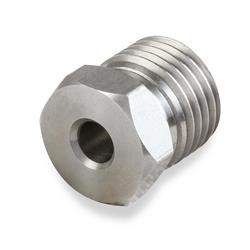 Earls 00064ERL Hardline Tube Nut, 9/16-18 IFM, 1/4 Inch Tubing