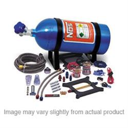 NOS 02102NOS Big Shot Nitrous System Dominator, 190-300 HP