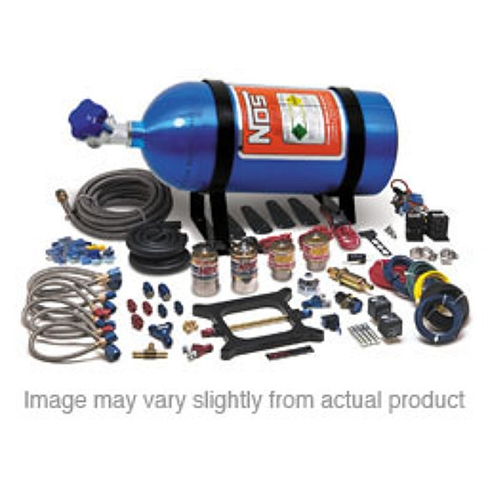 NOS 02401NOS Dual Stage Big Shot Nitrous System