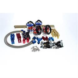 NOS 02462-S-ENOS Pro Shot Fogger Custom Nitrous Plumbing Kit