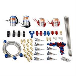 NOS 02462-S-JRNOS Pro Fogger Custom Nitrous Plumbing Kit