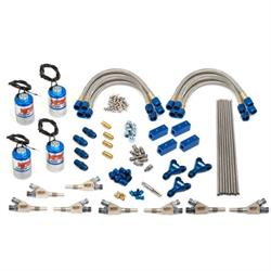 NOS 04472NOS Dry Professional Nitrous System V8 Systems