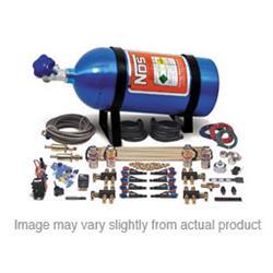 NOS 05030NOS Sportsman Fogger Nitrous System, 4 Cylinder