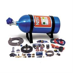 NOS 05115NOS Ford EFI Nitrous System Mustang 5.0 Dry System