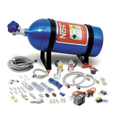 NOS 05130NOS Nitrous System Universal For 4 & 6 Cylinder Engines