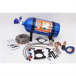 NOS 05168NOS GM LS1 EFI Nitrous System Adjustable up to 200 HP