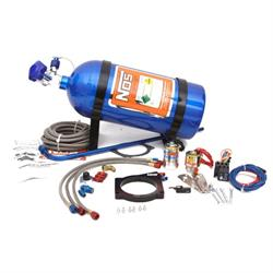 NOS 05169NOS GM LS2 EFI Nitrous System Adjustable up to 200 HP