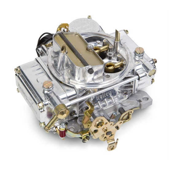 Holley 0-80459SA 750 CFM Classic Holley Carburetor, Electric Choke