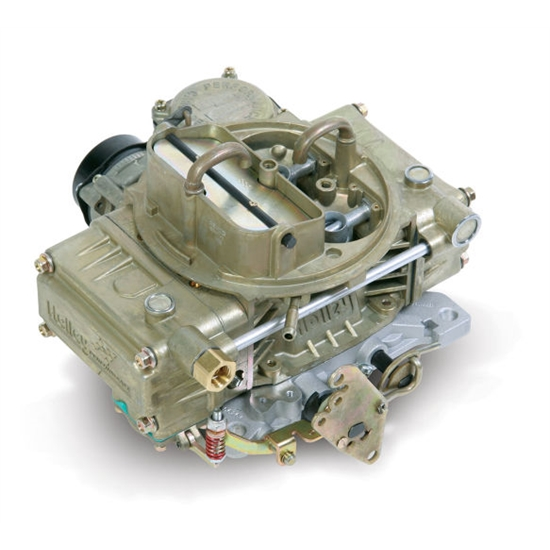 Holley 0-80492 600 CFM Marine Carburetor