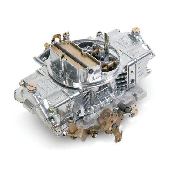 Holley 0-80572S 700 CFM Supercharger Double Pumper Carburetor