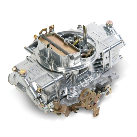 Holley 0-80573S 750 CFM Supercharger Double Pumper Carburetor