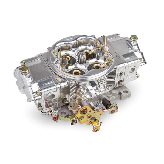Holley 0-82651SA 650 CFM Aluminum Street HP Carburetor, Mechanical