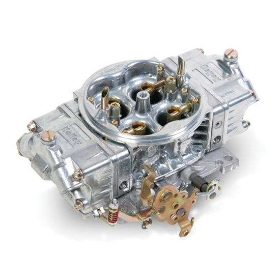 Holley 0-82651 650 CFM Street HP Carburetor