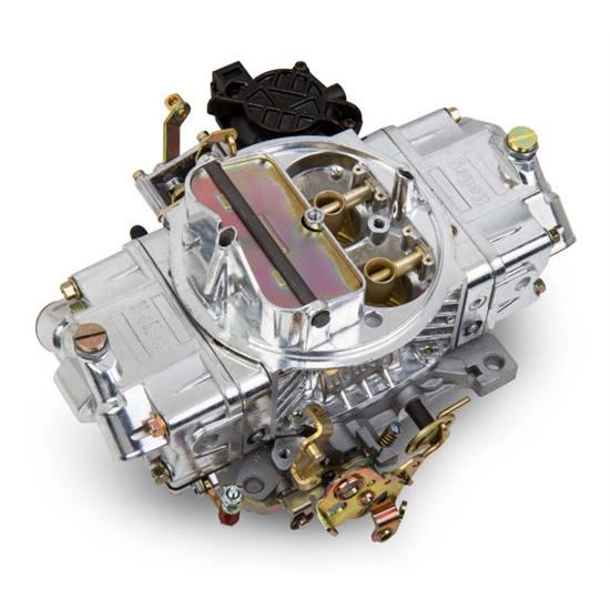 Holley 0-85570 570 CFM Street Avenger Aluminum Carburetor