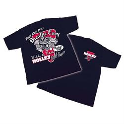 Holley Breathe Easy Navy T-Shirt