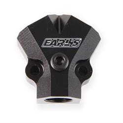 Earls 100183ERL Fuel Distribution Block Style B Inlet, 0.5 In. NPT
