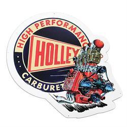 Holley 10003HOL Retro Metal Sign