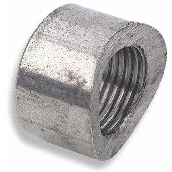 Flowtech 10120FLT Weld-In O2 Sensor Fitting, Fitting Only