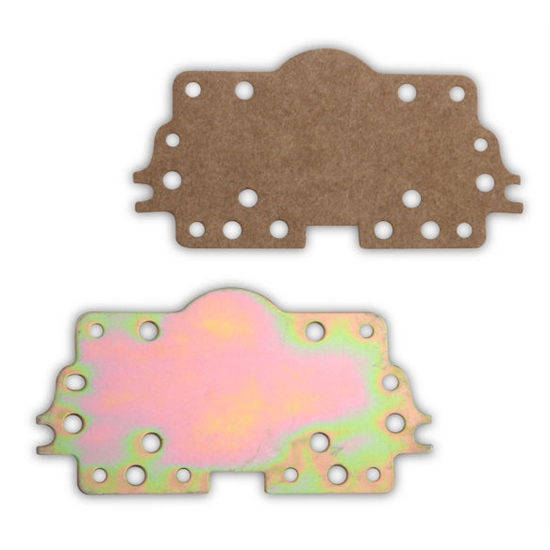 Holley 108-122 Secondary Sealing Plate for Model 4160 Carburetors