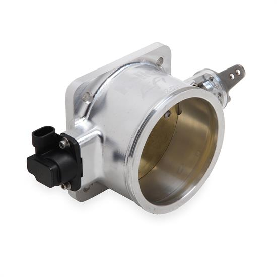 Holley EFI 112-591 EFI Mono Blade Throttle Body, Dual O-Ring