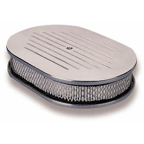 Holley 120 141 Holley Custom Oval Air Cleaner